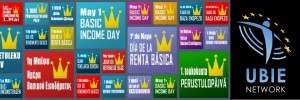 May 1st is Basic Income Day @ Worldwide | Peterborough | United Kingdom