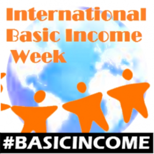 12th Basic income week: 16th-22nd Sep 2019 @ everywhere