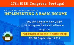 17th BIEN Congress - Lisboa, Portugal @ Portuguese National Parliament | Lisboa | Lisboa | Portugal