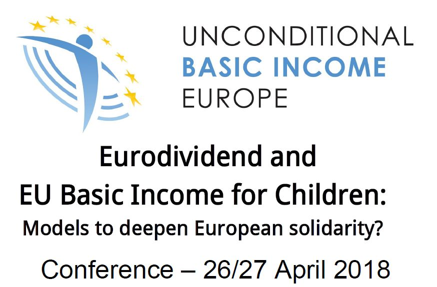 Eurodividend and EU Basic Income for Children – Berlin, Germany