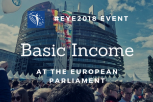 Basic Income: the Return of Robin Hood -European Youth Event – Strasbourg #EYE2018 @ European Parliament